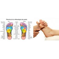 Réflexologie (massage pieds...